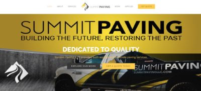 summit paving